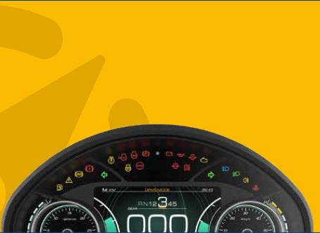 Instruments de bord – combinés génération 4.0