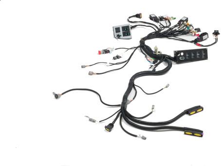 CIAM, la division spécialisée en faisceau électriques mais aussi en systèmes complets.