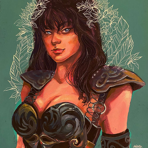 Xena by Malisa Suchanya