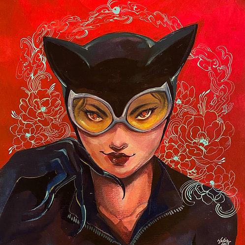Catwoman by Malisa Suchanya