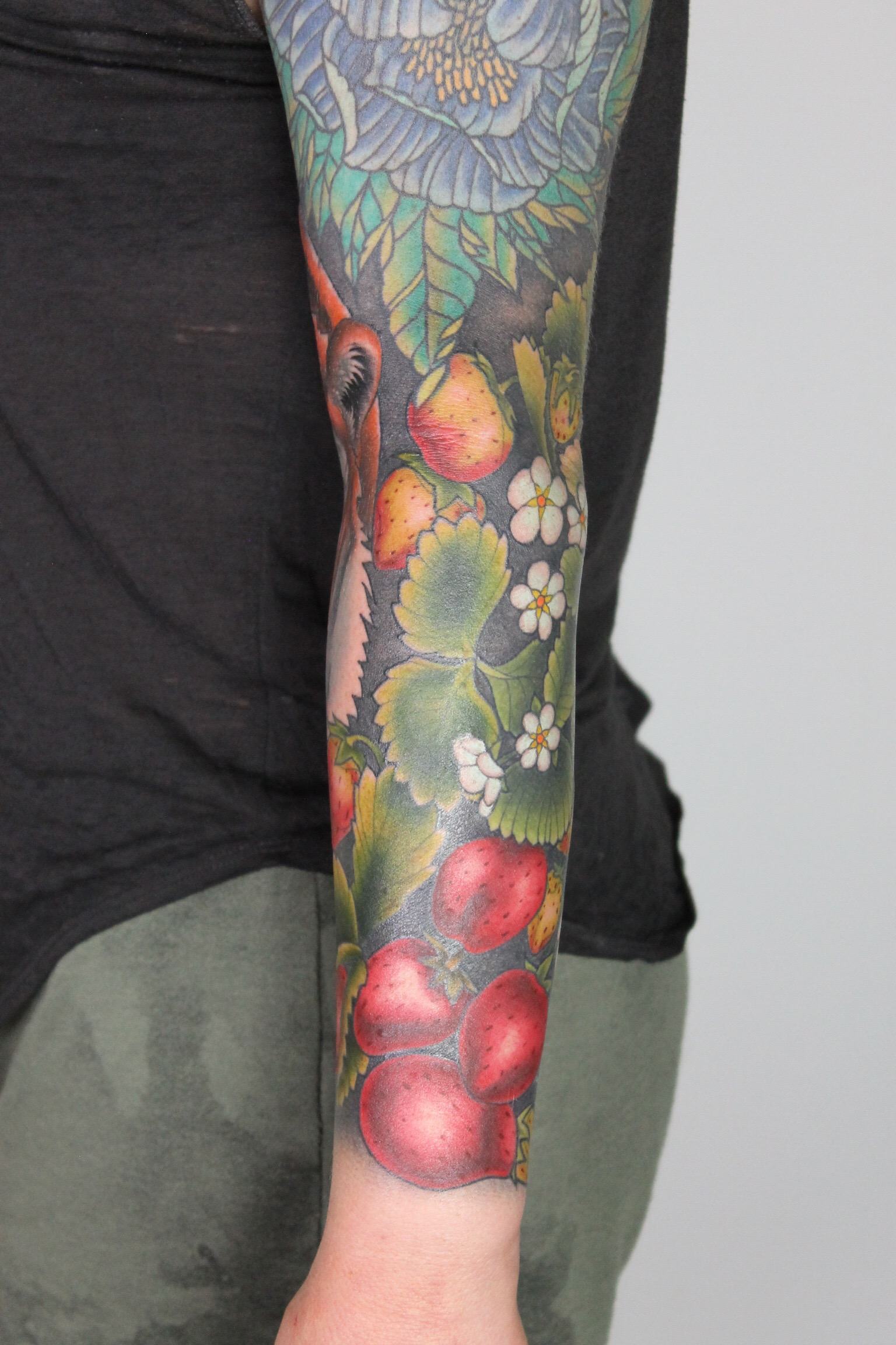 strawberrytattoo