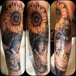 sunflowertatttoo