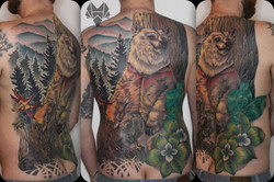 beartattoobackpiece