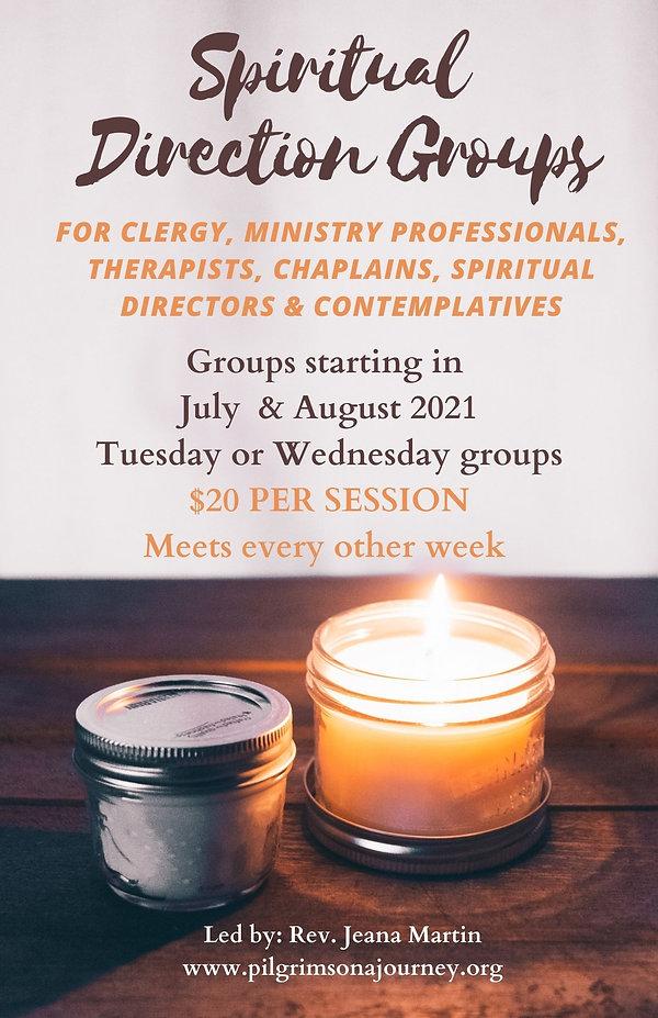 Summer 2021 Spiritual Direction Groups.j