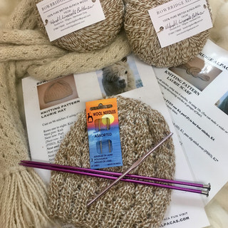 Hat & Scarf Kit