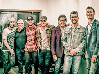 Great night with Jason Crabb