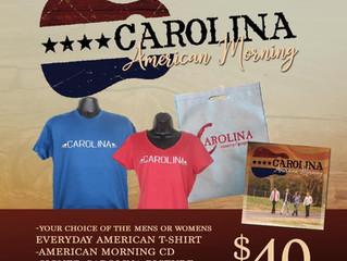 American Morning Fan Pack