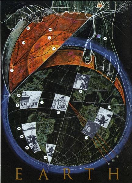 I.G.Y. poster