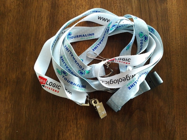 What do brittleness and lanyards have in common?