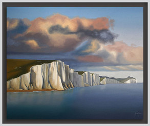 Seven Sisters, Sussex, England.