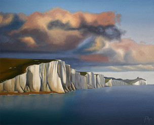 Seven Sisters, East Sussex. England.