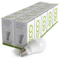 Eco Light Bulb 10 Pack.