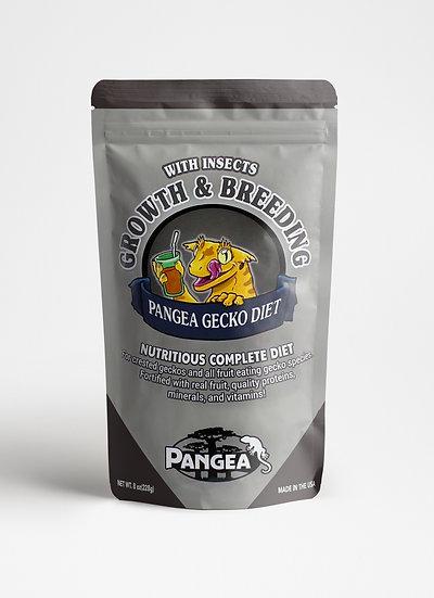 Pangea Growth & Breeding Formula Crested Gecko Food - 16 oz (1 lb)