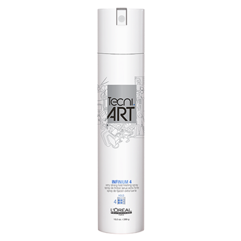 L'Oréal Infinium 4® TECNI.ART | 10.2 oz.  Hold Shine