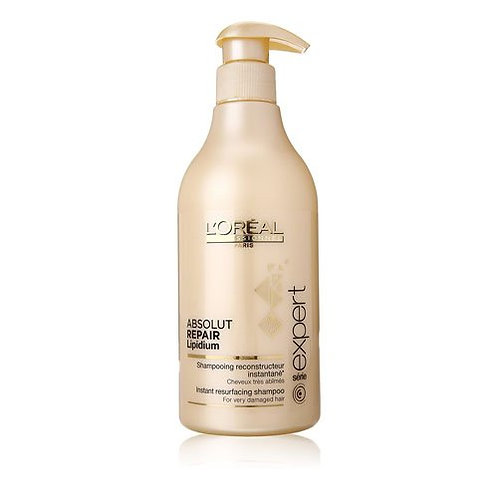 L'oreal Professional Series Expert Absolute Repair Lipidium Shampoo for Unisex,