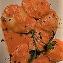 Lobster Ravioli a la Vodka