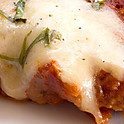 Chicken Cutlet Parmigiana