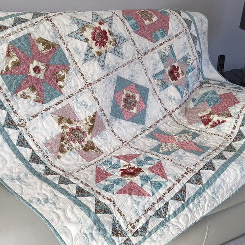 Sampler Quilt Pattern