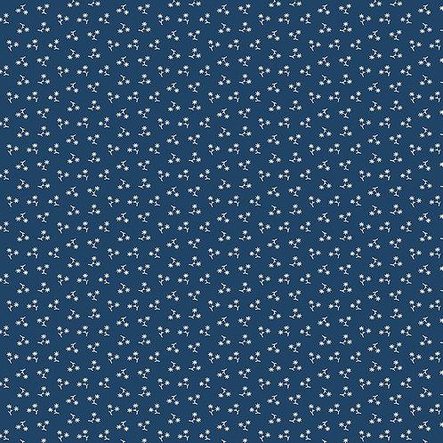 Annabella  - Star Flower  - Blue