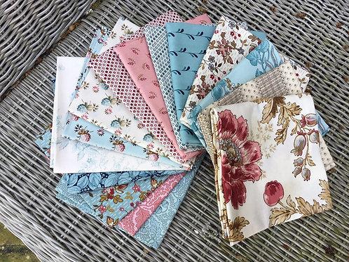 Super Bloom Fabrics - Fat Quarter Collection