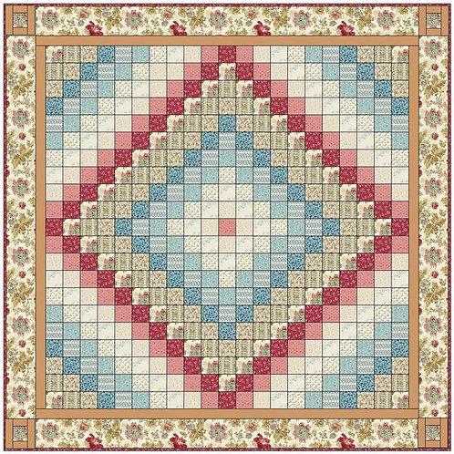 'Trip around the World' Quilt Pattern