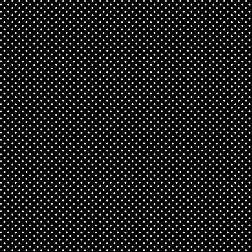 Spots - White on Black