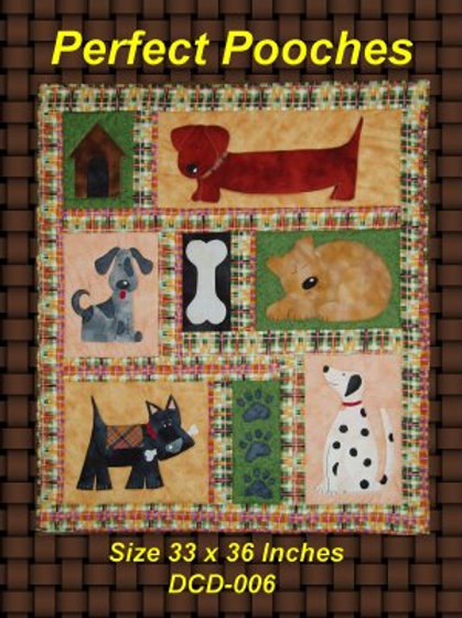 Perfect Pooches - Pattern