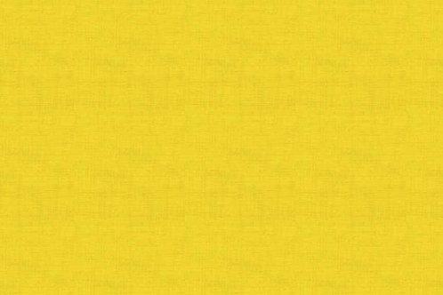 Makower - Linen Texture - Sunflower