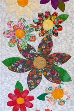 Blossoms Table Runner Pattern