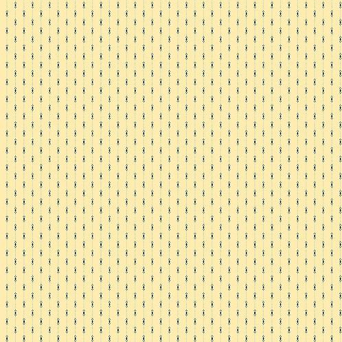 Annabella  - Shirting Stripe  - Yellow