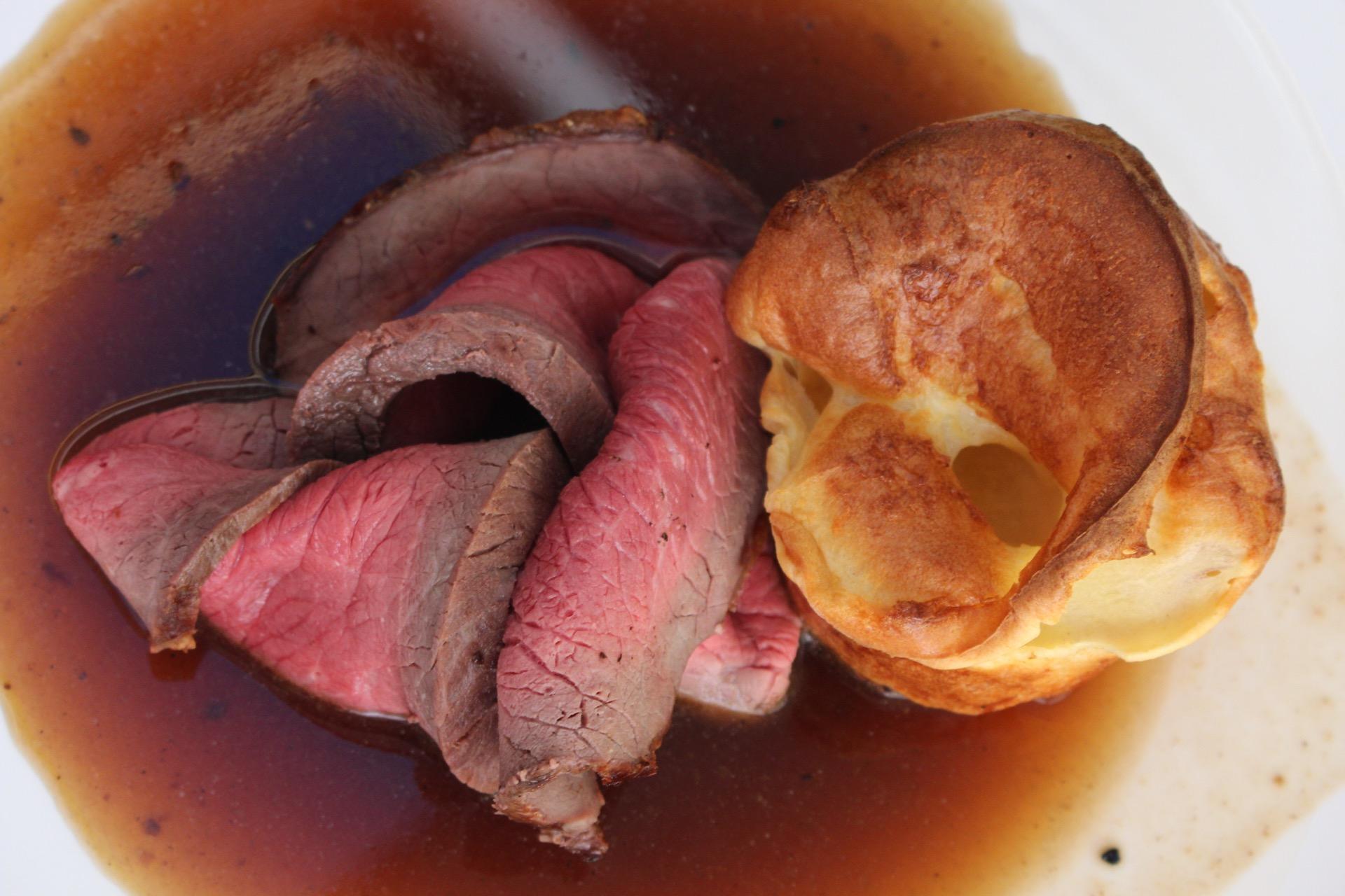 Roast beef 1