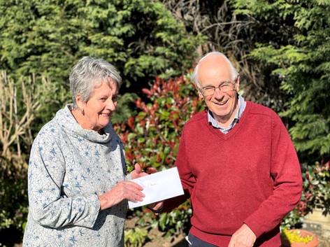 Jan Dower - Wins £500