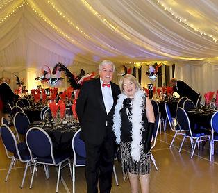 David Wort and Janita Dedicoat, organise