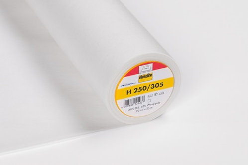 Vlieseline - Fusible interlining - heavy (H250)