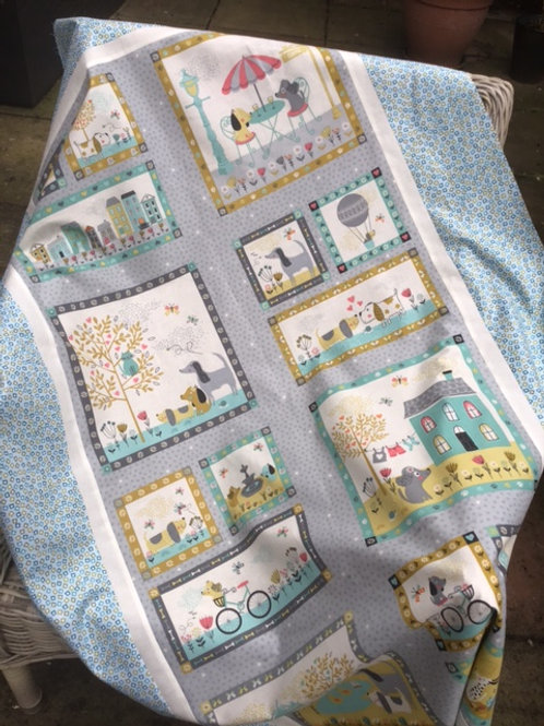 Walk in the Park Childs Quilt/Play Mat Kit