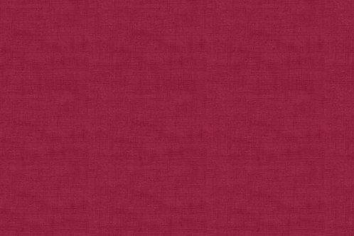 Linen Texture - Burgundy