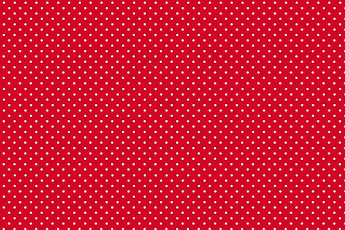 Spots - Bright Red