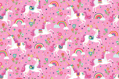 Daydream - Unicorns Pink