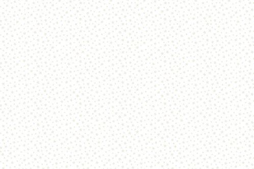 Essentials - Star - White on White