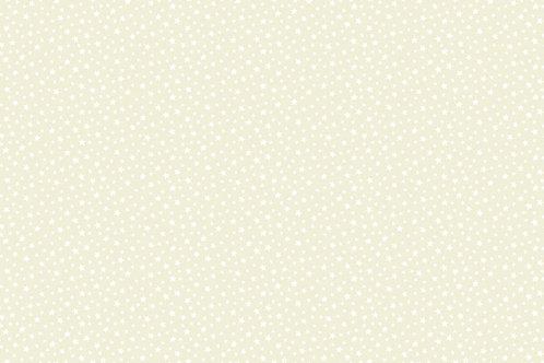 Essentials - Star - White on Cream