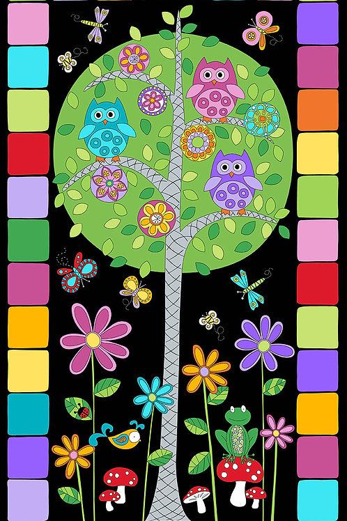 Hoot Hoot - Family Tree Panel