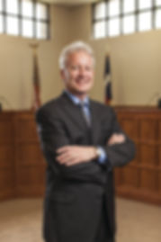 John Clark in the Kennedale City Hall Council Chamber
