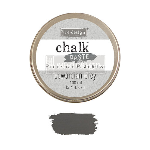 Edwardian Grey  -Chalk Paste