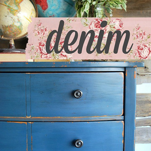 Denim- Milk Paint
