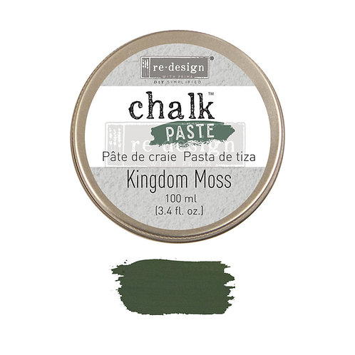 Kingdom Moss  -Chalk Paste