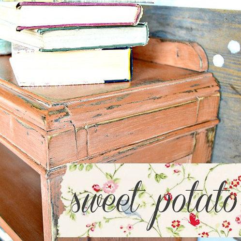 Sweet Potato- Milk Paint