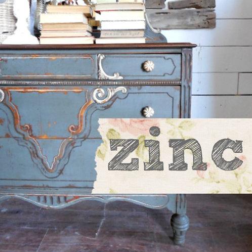 Zinc- Milk Paint