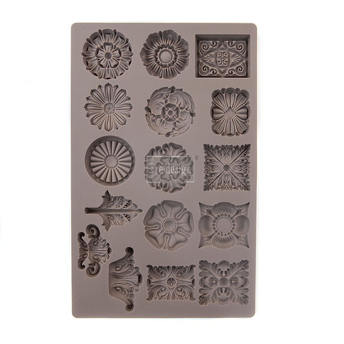 Etruscan Accents ~ Prima Mold