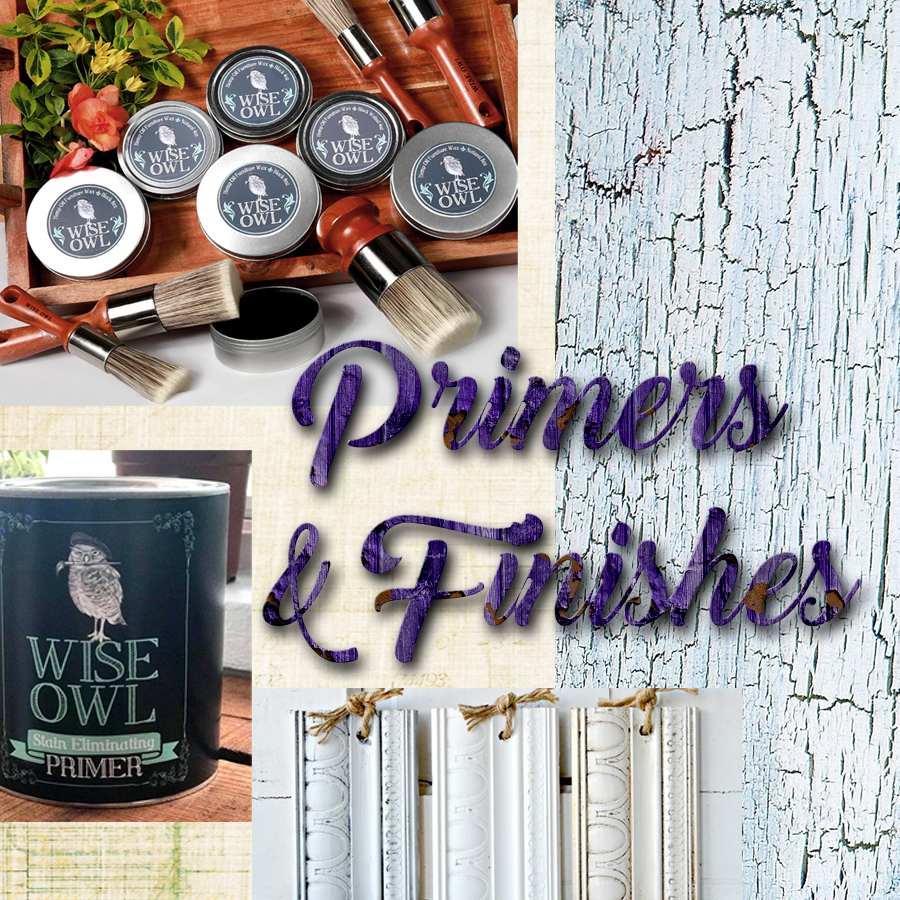 Primers & Finishes