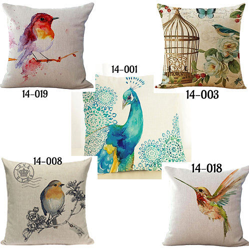 Pillow Cover- 18x18